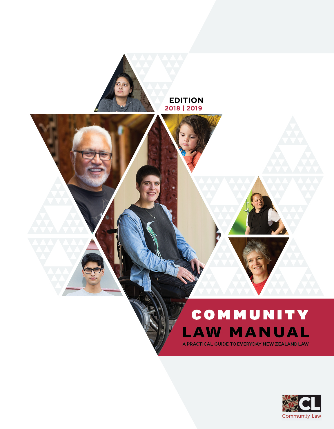 Community Law Manual edition 2018-19 cover.