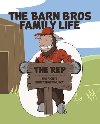 REP family cover