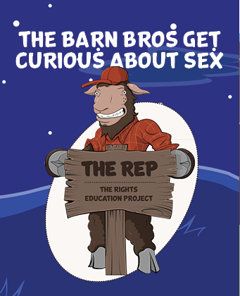 REP sex and health cover