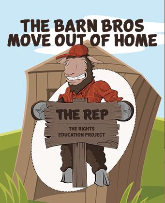 REP tenancy cover