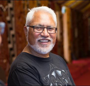 Taonga Maori Jumbo Menu image